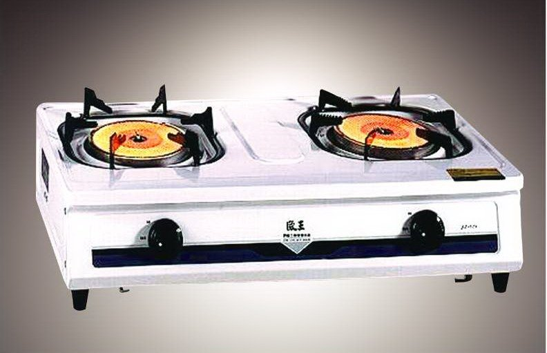 Infrared Gas Stoves (Double Burners) JL-628