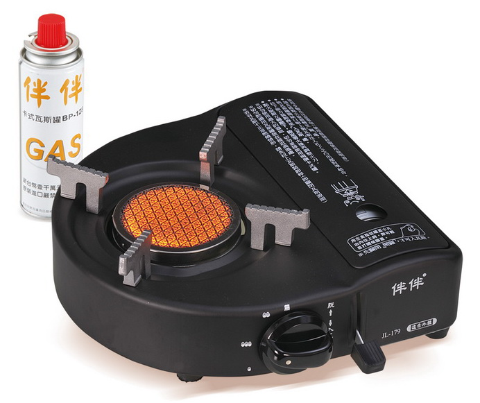 Portable Infrared Gas Stove JL-179